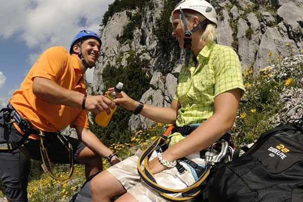Klettersteig Reit Im Winkl : Klettern in reit im winkl